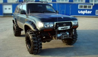 На кузов TOYOTA LAND CRUISER 80 TLC 80